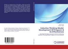 Inductive Thinking Model: Development Of Program & Its Effectiveness kitap kapağı