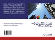 Capa do livro de Application of BIM Concept in the Design of Energy-Efficient Buildings