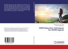 Copertina di PAPR Reduction Techniques for OFDM Signals
