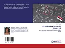 Bookcover of Mathematics teaching Methods