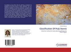Buchcover von Classification Of Pulp Stones