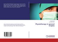Обложка Physiotherapy in general surgery