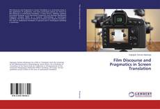 Copertina di Film Discourse and Pragmatics in Screen Translation