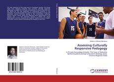 Bookcover of Assessing Culturally Responsive Pedagogy