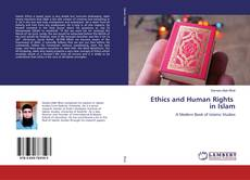 Couverture de Ethics and Human Rights in Islam
