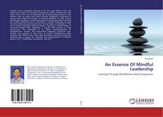 Обложка An Essence Of Mindful Leadership