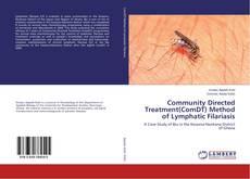 Обложка Community Directed Treatment(ComDT) Method of Lymphatic Filariasis