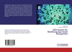Bookcover of OCR System for Multilanguage Script Recognition