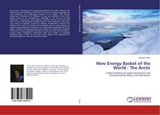 Buchcover von New Energy Basket of the World : The Arctic