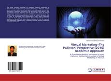 Bookcover of Virtual MarketingThe Pakistani Perspective (2015) Academic Approach