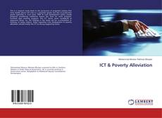 Portada del libro de ICT & Poverty Alleviation
