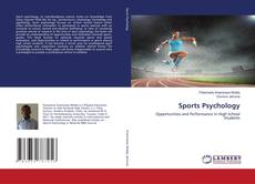 Bookcover of Sports Psychology