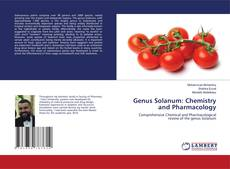 Bookcover of Genus Solanum: Chemistry and Pharmacology