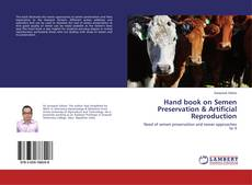 Bookcover of Hand book on Semen Preservation & Artificial Reproduction