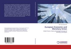 Bookcover of European Economic and Monetary Union