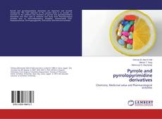 Bookcover of Pyrrole and pyrrolopyrimidine derivatives