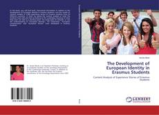 Bookcover of The Development of European Identity in Erasmus Students