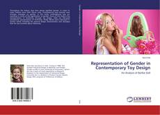 Bookcover of Representation of Gender in Contemporary Toy Design