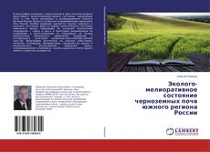 Bookcover of Эколого-мелиоративное состояние черноземных почв южного региона России