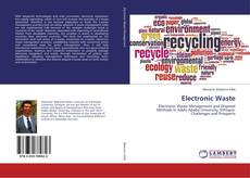Couverture de Electronic Waste