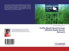 Capa do livro de Traffic Model Based Energy Efficient Radio Access Network