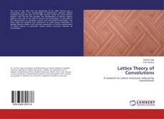 Lattice Theory of Convolutions的封面