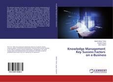 Knowledge Management Key Success Factors on e-Business kitap kapağı