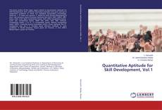 Bookcover of Quantitative Aptitude for Skill Development, Vol.1