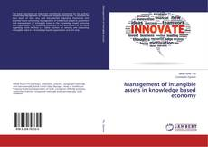 Обложка Management of intangible assets in knowledge based economy
