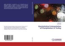Capa do livro de Geostatistical Interpolation of Precipitation in Turkey