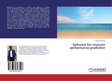 Bookcover of Software for reservoir performance prediction