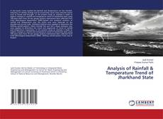 Bookcover of Analysis of Rainfall & Temperature Trend of Jharkhand State
