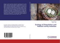 Portada del libro de Ecology of Population and Habitat Family Ardeidae