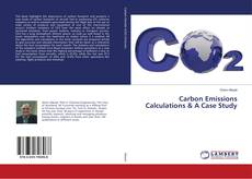 Bookcover of Carbon Emissions Calculations & A Case Study