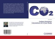 Portada del libro de Carbon Emissions Calculations & A Case Study