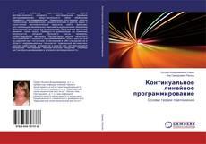 Bookcover of Континуальное линейное программирование