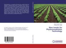Buchcover von New trends for Phytoremediation Technology