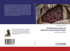 Borítókép a  Postharvest losses in Ghana's cocoa Value Chain - hoz