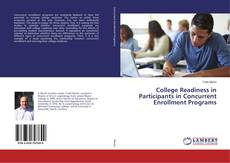 Couverture de College Readiness in Participants in Concurrent Enrollment Programs