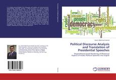 Обложка Political Discourse Analysis and Translation of Presidential Speeches
