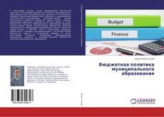 Обложка Бюджетная политика муниципального образования