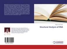 Copertina di Structural Analysis of RNA