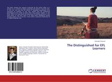 Couverture de The Distinguished for EFL Learners