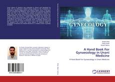 Portada del libro de A Hand Book For Gynaecology in Unani Medicine