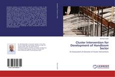 Bookcover of Cluster Intervention for Development of Handloom Sector