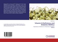 Buchcover von Vitamin D Deficiency and Diabetes Mellitus