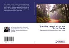 Capa do livro de Situation Analysis of Double Action Games