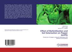 Bookcover of Effect of Biofertilization and Soil Solarization on Pepper quality