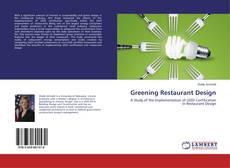 Bookcover of Greening Restaurant Design