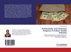Buchcover von Productivity and Technical Progress in Indian Textile Industry